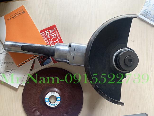 Máy Mài Đĩa 7 Inch Shinano SI-2600L